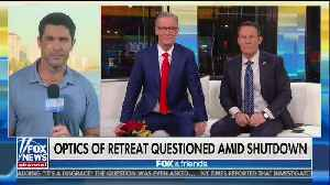 Fox News anchor confronts Menendez on Puerto Rico beach photo [Video]