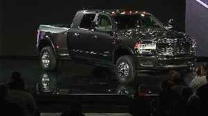 Ram unveils 2019 Ram Heavy Duty at the North American International Auto Show [Video]