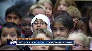 West Ada School District combats overcrowding with new actions [Video]