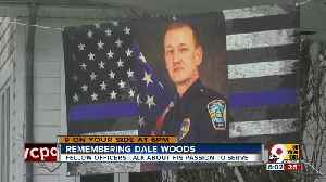 Officer Dale Woods remembered as father, friend and hero [Video]