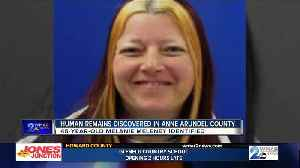 Human remains identified as missing Glen Burnie woman [Video]