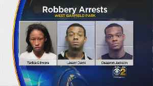 3 Arrested In Connection With Depaul Student Robbery [Video]