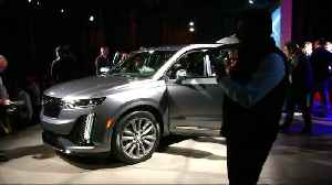 GM rolls out Cadillac luxury SUV amid restructuring [Video]