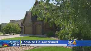 Watts Home To Be Auctioned After Murders Of Pregnant Wife, Daughters [Video]