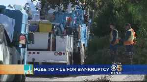 News video: PG&E Customers Likely To Pay More After Utility Files Bankruptcy