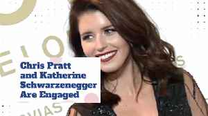 Congratulations To Chris Pratt And Katherine Schwarzenegger [Video]