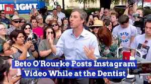 Presidential Hopefuls Are Even Using Dental Visits For Publicity [Video]