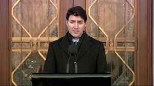News video: Trudeau condemns Canadian's death sentence in China