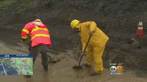 Mandatory Evacuations Issued In Malibu As Mudslide Concerns Climb [Video]