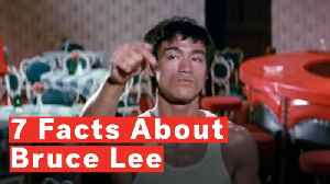 Bruce Lee – 7 Things You Didn't Know About The Kung Fu Master [Video]