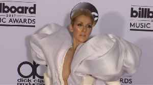 News video: Celine Dion thrilled to be part of Aretha Franklin tribute