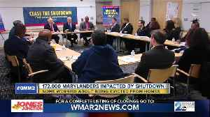 Cardin meets with TSA workers impacted by shutdown at BWI [Video]