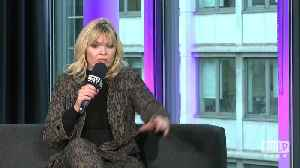 KATE THORNTON TALKS ABOUT HER NEW PODCAST 'WHITE WINE QUESTION TIME' [Video]