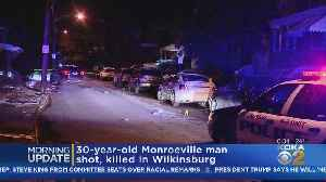 Police Investigate Fatal Shooting In Wilkinsburg [Video]