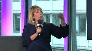 FAY RIPLEY TALKS ABOUT THE NEW SERIES OF THE HUGELY POPULAR 'COLD FEET' [Video]