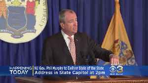 New Jersey Governor Phil Murphy To Deliver State Of The State Address In Trenton [Video]