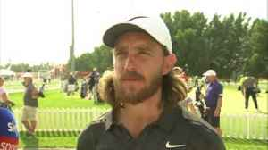 Fleetwood aiming for hat-trick [Video]