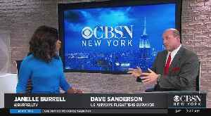 'Miracle On The Hudson' Survivor Dave Sanderson [Video]