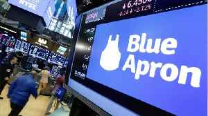 News video: Blue Apron Tries To Become Profitable