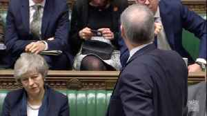 Geoffrey Cox Tells MPs To Vote For Brexit Deal [Video]