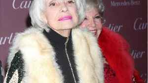Carol Channing Dead At 97 [Video]