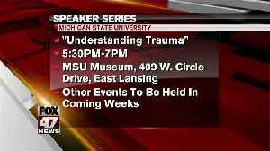 MSU to hold speaker series on effects of sexual violence [Video]