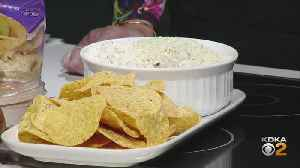 Cooking Corner: Football Playoff Dips [Video]