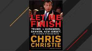 News video: In Upcoming Book, Chris Christie Reportedly Accuses Jared Kushner Of Orchestrating A Political 'Hit Job'