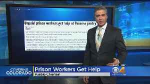 Prison Workers In Florence Begin 4th Week Without Pay [Video]
