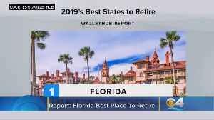 Florida Ranked Best State To Retire [Video]