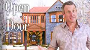 Inside Lance Armstrong's Aspen Home [Video]