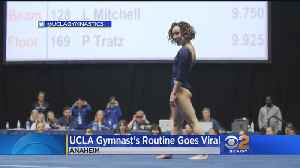UCLA Gymnast Stuns Judges With Perfect 10 Floor Routine [Video]