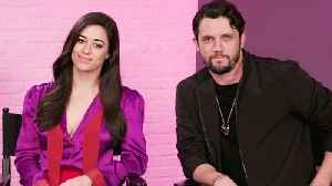 'Roswell, New Mexico' Stars Jeanine Mason & Nathan Dean Parsons Share Positive Reboot Reactions | In Studio [Video]