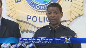 Former Lauderdale Police Chief Frank Adderley Out Of A Job [Video]
