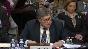 News video: General Attorney Confirmation Hearings