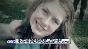 Investigators describe how Jayme Closs was tracked down, kidnapped [Video]