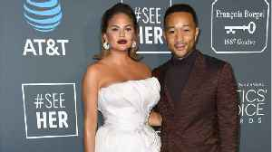 News video: Chrissy Teigen Reveals The Relationship Lesson She's Learned To Quickly Get Over Fights With Husband John Legend