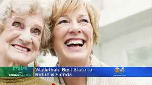 The Sunshine State Is Best Place To Retire [Video]