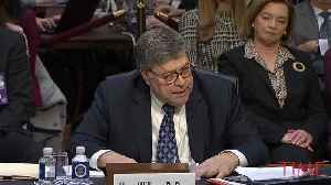 Attorney General Nominee William Barr Says Presidential Interference in Mueller Probe Would Be 'Abuse of Power' [Video]