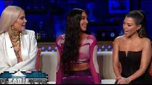 Kardashian Sisters Spill MAJOR Tea On 'Watch What Happens Live With Andy Cohen'! [Video]