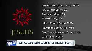 High-ranking Buffalo Jesuits revealed as abusive priests [Video]