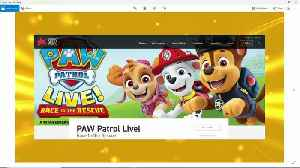 Win Ticket Vouchers to See Paw Patrol Live Race to the Rescue at Shea's [Video]