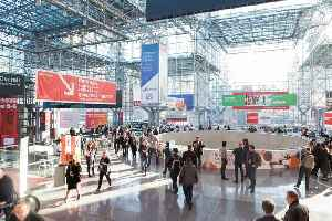 At Retail Trade Show, Amazon Is Everywhere (and Nowhere) [Video]