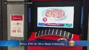 Pizza Delivery Going High Tech On College Campuses [Video]
