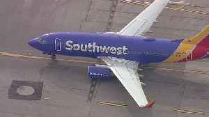 Chopper 13 Over The Scene Of The Southwest Hub At BWI While Flights Are Delayed [Video]