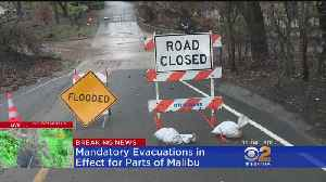 Malibu Residents Ordered To Evacuate Ahead Of Another Round Of Heavy Rain [Video]