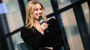 """Dianna Agron on Social Media and """"Glee"""" [Video]"""