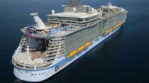 Boy, 16, falls to his death while trying to climb into room from balcony of Royal Caribbean ship [Video]