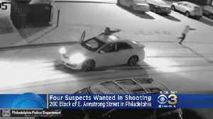 4 Suspects Wanted In East Germantown Shooting [Video]