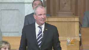 Murphy Touts Big Progress In New Jersey State Of The State [Video]